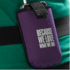Mobility Belt / Mikrosender Gürtel - Violett