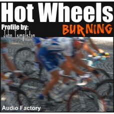 Hot Wheels - Burning