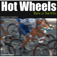 Hot Wheels - Born in the Hills
