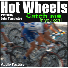 Hot Wheels - Catch Me If You Can (Twist Collection)