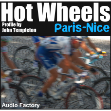 Hot Wheels - Paris Nice