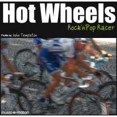Hot Wheels - Rock n Pop Racer