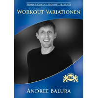 Workout Variationen by Andree Balura