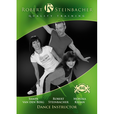Dance Instructor by Robert Steinbacher & Team