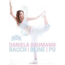 DVD Bauch Beine Po - Daniela Baumann
