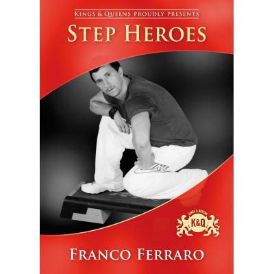 Step Heroes by Franco Ferraro