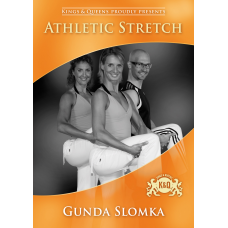 Athletic Stretch by Gunda Slomka