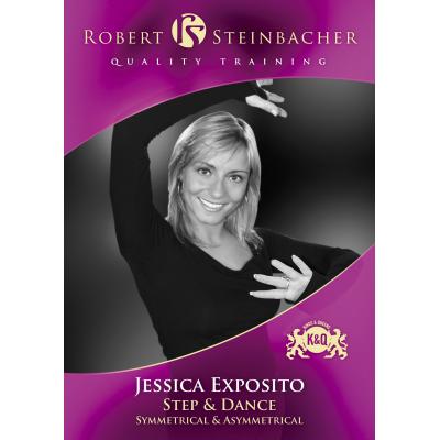 Step & Dance - Symmetrical & Asymmetrical by Jessica Exposito