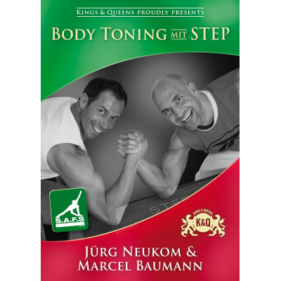Body Toning mit Step by Jürg Neukom & Marcel Baumann