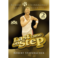 Last Time on Step by Robert Steinbacher - 2 DVDs