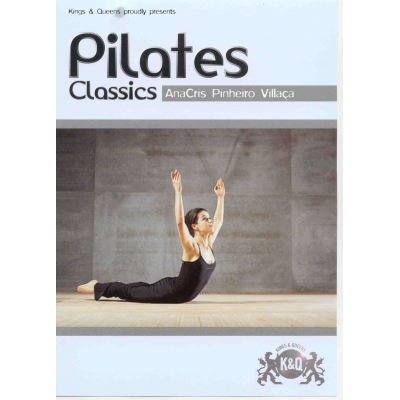 Pilates Classics Vol.1 DVD by Anacris Pinheiro Villaca