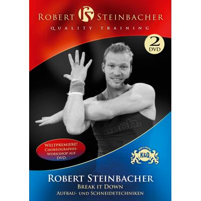 Break it down by Robert Steinbacher - 2 DVDs