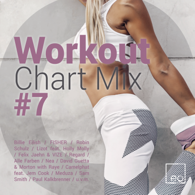 Workout Chart Mix #7
