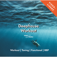 GEMA-frei Bundle - Deephouse Workout