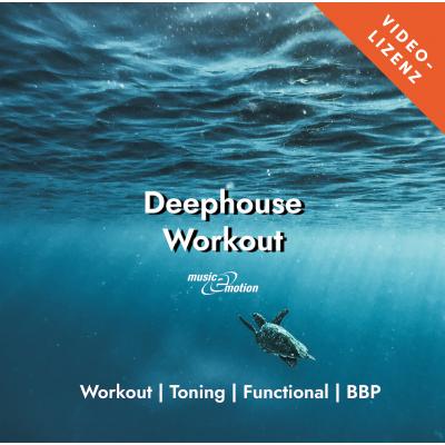 GEMA-frei Bundle - Deephouse Workout