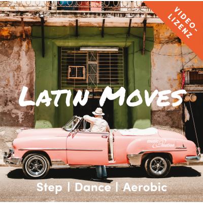 GEMA-frei Bundle - Latin Moves
