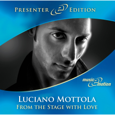 Luciano Mottola FROM THE STAGE WITH LOVE