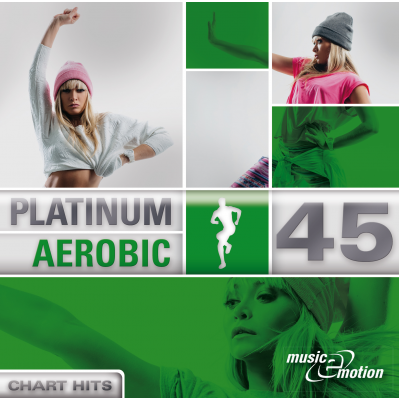 Platinum Aerobic 45 - Chart Hits