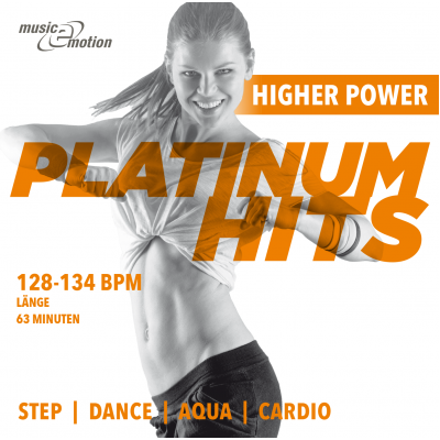Platinum Hits Step - Higher Power
