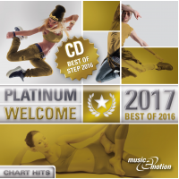 Platinum Welcome 2017 - Best of 2016 Step/Workout/Cooldown - 3 CD Box