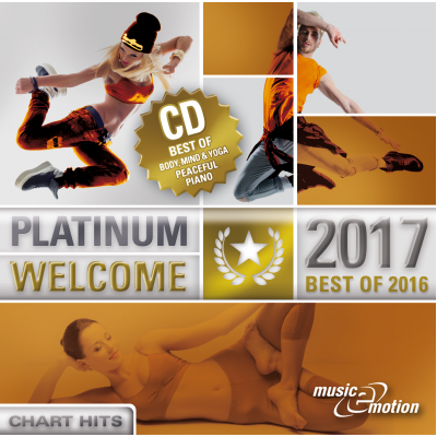 Welcome 2017 Best of 2016 Body & Mind - Peaceful Piano