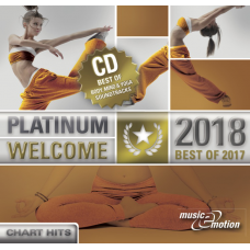 Platinum Welcome 2018 - Best of Step/Workout/Cooldown - 3 CD Box