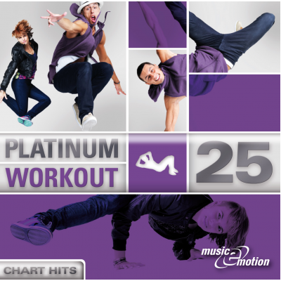 Platinum Workout 25 - Chart Hits