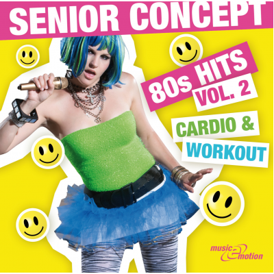 Senior Concept - 80s Hits Vol.2