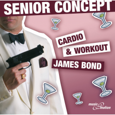 Senior Concept - Cardio & Workout James Bond