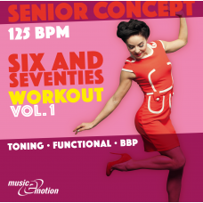 Senior Concept - Six and Seventies Workout Vol. 1