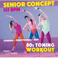 Senior Concept - 80s Toning Workout