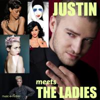 Justin Meets The Ladies