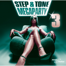 Step & Tone Mega Party 3