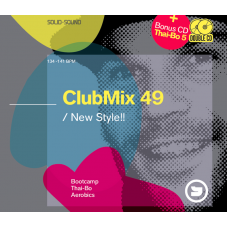 Clubmix 49 (CD1) + Thai-Bo 5 (CD2)