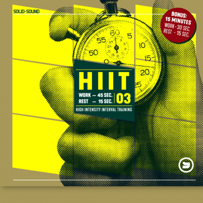 HIIT 03 High Intensity Interval Training 45/15