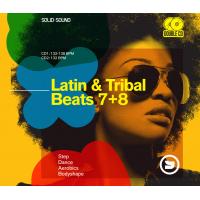 Latin & Tribal Beats 7 & 8 (2 CDs)