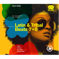 Latin & Tribal Beats 7 & 8 (2 CDs)